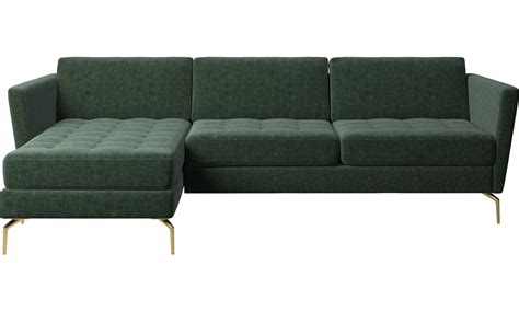 Chaise Lounge Loveseat by Chaise Lounge Sofas Osaka Sofa With Resting Unit Tufted