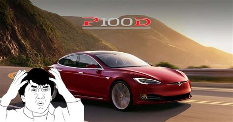 New Model S P100d Software Optimisation Will Enable A 2.4