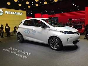 Renault Zoe Autonomie : renault zoe un change de batterie 3 500 euros pour 300 km d autonomie ~ Medecine-chirurgie-esthetiques.com Avis de Voitures