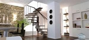 Décoration D Escalier Intérieur : tvb travaux appartement paris tel 06 51 21 51 37 ~ Nature-et-papiers.com Idées de Décoration