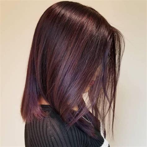 mahogany hair color wella professionals