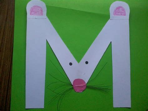 English Alphabet Letter Craft (set 2