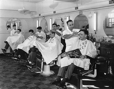 barber shop 1st floor memorial union now peet s coffee historical pinterest
