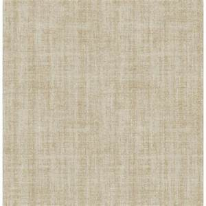 NuWallpaper Ramie Linen Peel and Stick Wallpaper Sample ...