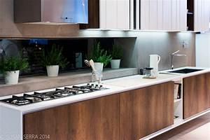 Current kitchen interior design trends design milk for Current trends in kitchen design