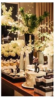chanel decor, Chanel inspired, Chanel party, Chanel shower ...