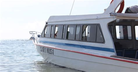 Slow Boat Sanur To Nusa Lembongan best way to get to nusa lembongan from bali that you need