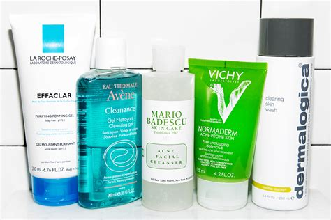 best cleansing for skin the best cleansers for skin into the into