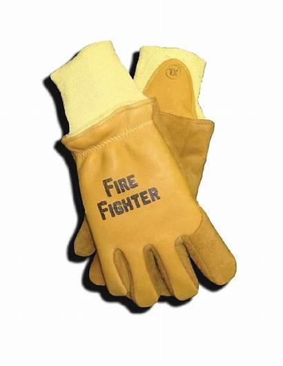 Firefighter Gloves Glove Fire Firefighting Sku Ff