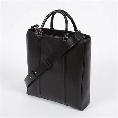 Tote Leather Bag Embossed Smith Paul Bags