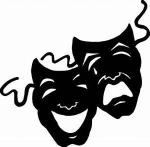 Art by Annel: Another Drama mask | Silhouette Ideas ...