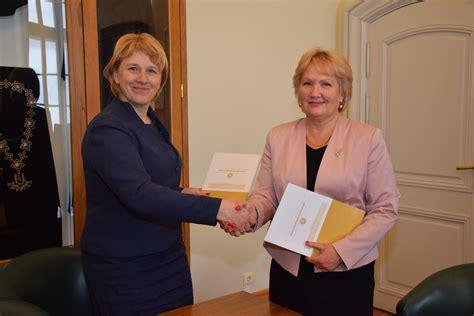 Preiļu novads paraksta sadarbības līgumu ar LLU   Latgales plānošanas reģions