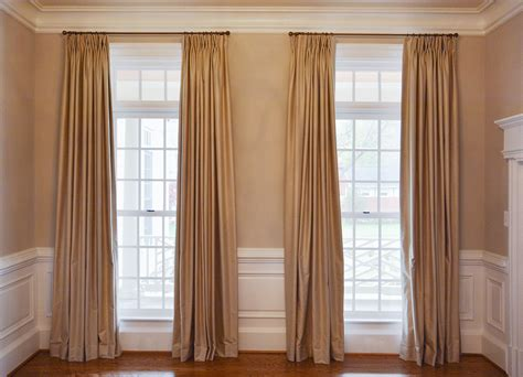 Curtains For Floor To Ceiling Windows Home The Honoroak