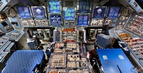 Cabina Di Comando Nave Foto 360 Da Cabine De Comando Do 212 Nibus Espacial