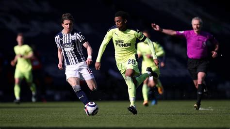 Newcastle United - West Bromwich Albion 0 Newcastle United 0