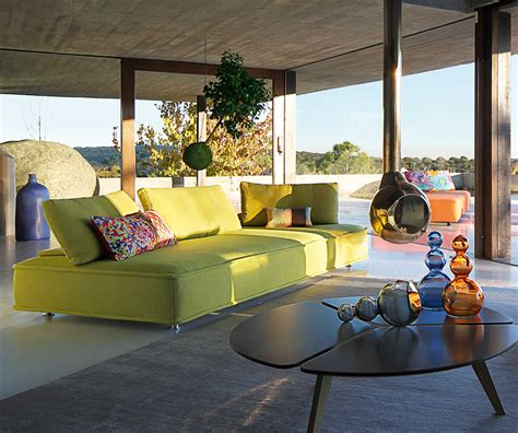 canapé escapade roche bobois sleek and modern indoor outdoor escapade sofa by roche