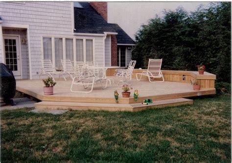 beautiful decks and patios clear glass mini pendants