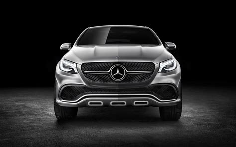 2018 Mercedes Benz Concept Coupe Suv Studio 3