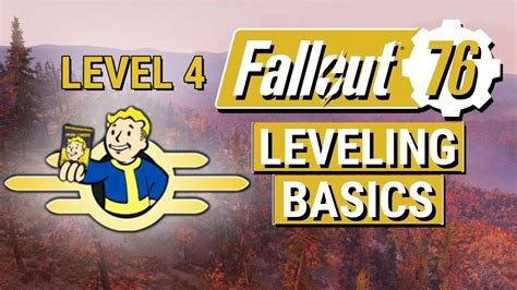 fallout  leveling basics guide special perk cards
