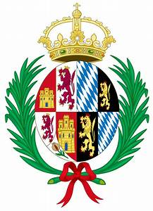 File Coat Of Arms Of Mariana Of Neuburg  Queen Consort Of