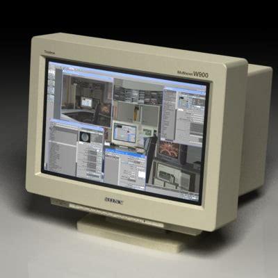 sony  crt monitor  model