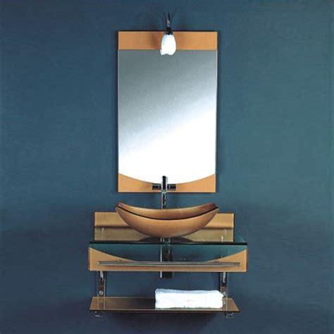 bathroom vanity sink combo kokols wf 24 31 in wall mount vessel bathroom vanity with