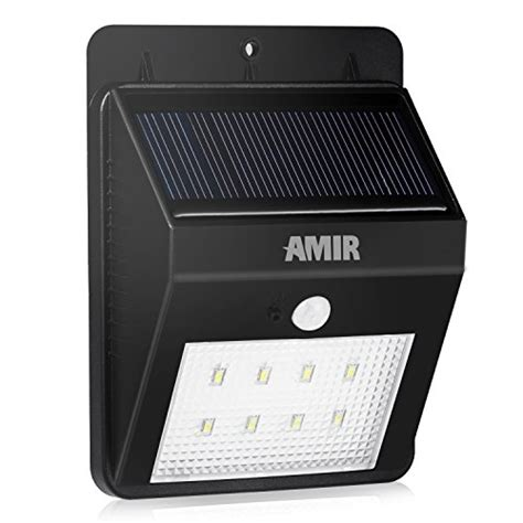 solar dusk to dawn light solar lights amir solar energy powered outdoor bright