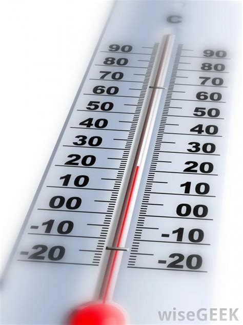 What Is an Air Thermometer? (with pictures)