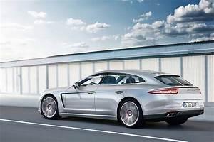 Porsche Panamera Break : porsche panamera sport turismo 39 s paris preview ~ Gottalentnigeria.com Avis de Voitures