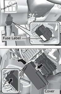 Fuse Box Diagram Honda Hr