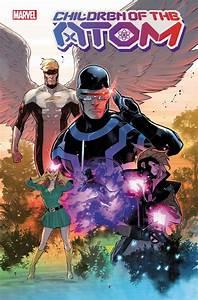 Coming In April U2026 Children Of The Atom   U2013 First Comics News
