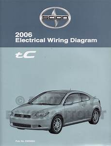 2006 Scion Tc Wiring Diagram