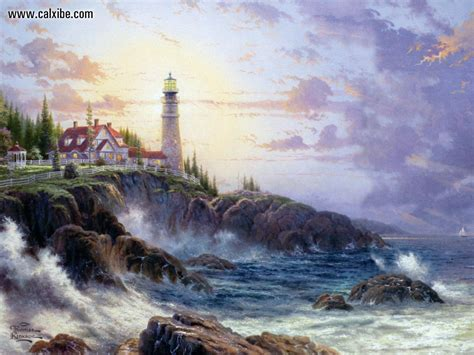 the painter of light painter of light thomas kinkade dies at 54 blogsense