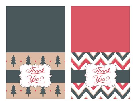 where to buy cardstock printable thank you cards 3 designs to choose
