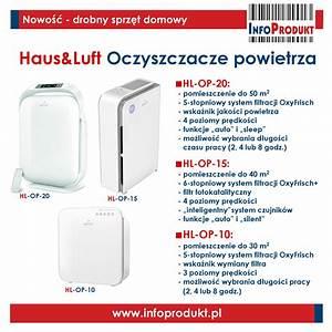 Oczyszczacze Powietrza Haus U0026luft