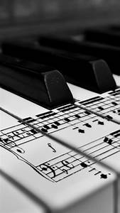 Pianos Keyboard And Sheet Music Wallpapers - 720x1280 - 178883