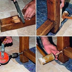 Fabriquer Tenon Mortaise : comment fabriquer un faux tenon bricobistro ~ Premium-room.com Idées de Décoration