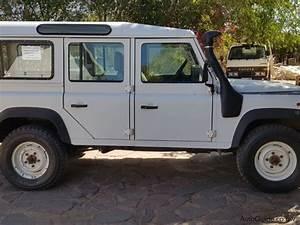 Used Land Rover Defender 2 5 4 Cylinder Diesel