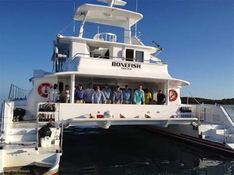 Catamaran Boat Insurance by Used Advance Marine Catamaran For Sale Boats For Sale