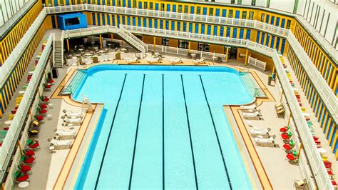 How Piscine Molitor, Paris's Most Famous Pool, Became A