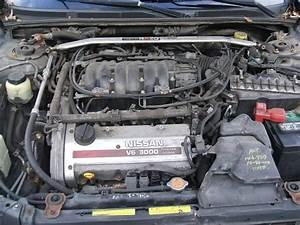 Ny Black 2000 Nissan Maxima Gle  3500