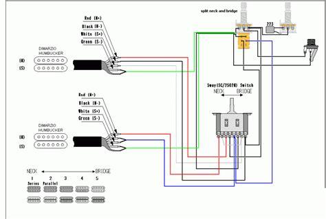 dimarzio evolution ibanez wiring diagram hsh 44 wiring