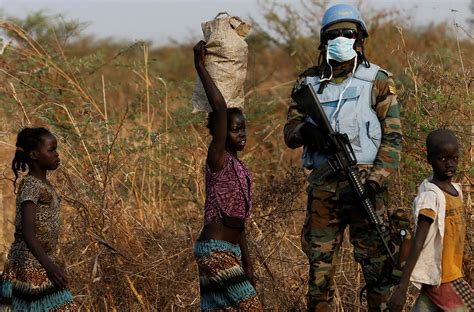 south sudan rebels attack foreigners