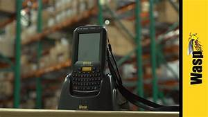 Mobile Computer Barcode Scanner For Inventory Control