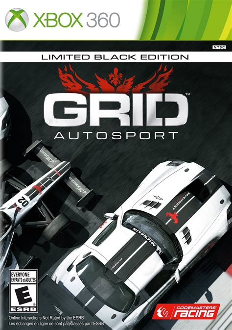 grid autosport black edition release date xbox  ps