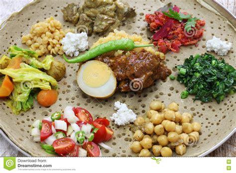 cuisine ethiopienne cuisine éthiopienne photo stock image 70565697