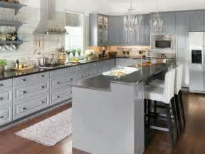idea kitchens we welcome ikea 39 s 2014 new lidingo gray door style for kitchen cabinets imagine all the