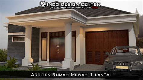 arsitek rumah mewah  lantai jasa desain rumah
