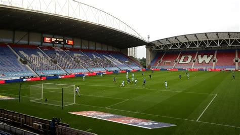 Wigan Athletic: Proposed takeover of League One club ...