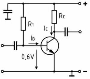 Basis Berechnen : darc online lehrgang technik klasse a kapitel 6 transistoren und verst rker ~ Themetempest.com Abrechnung